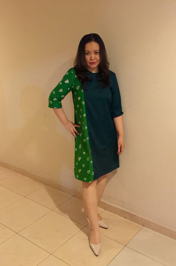 15 Best Products I Love Images On Pinterest Couture Bags Designer Zaskia Mecca Elena Blouse Navy Jumputan Batik Dress By Zanty