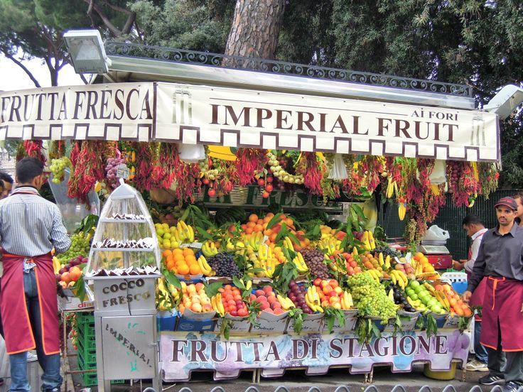 TUTTI FRUITI ITALIANO - Rome