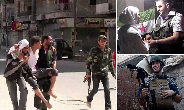 RIP: The last images taken by beheaded American journalist James Foley