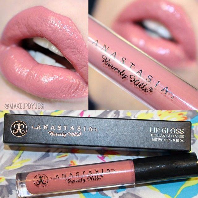 Jordana Lip Gloss - Smoothie Review | Lip swatches, Lip