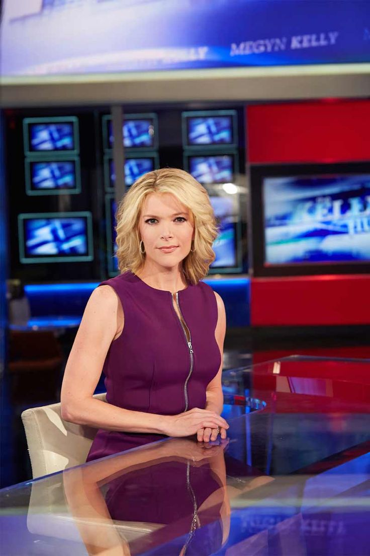 Megyn Kelly:  The Kelly File's Megyn Kelly is fast becoming the most controversial news anchor of the moment.