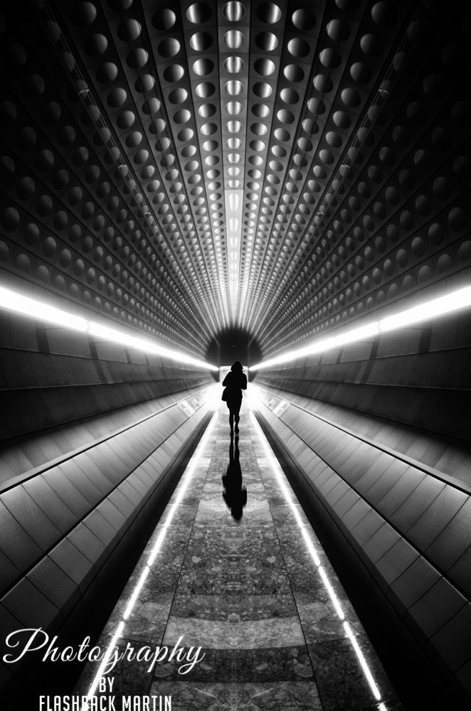 PTDE: Follow The Line by Martin Flashback / 500px