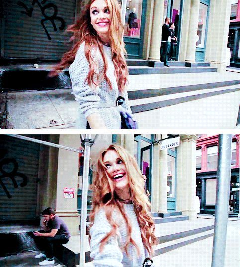 Holland Roden - Modern Muse: