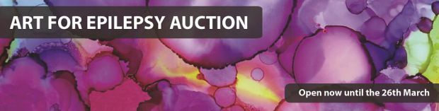 Art for Epilepsy: Donating 10% of profits from my artwork sold in March to Epilepsy Action http://ift.tt/1n9xZVW