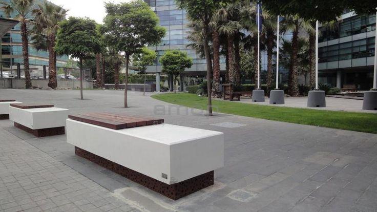 M s de 25 ideas incre bles sobre equipamentos urbanos en for Mobiliario espacio publico