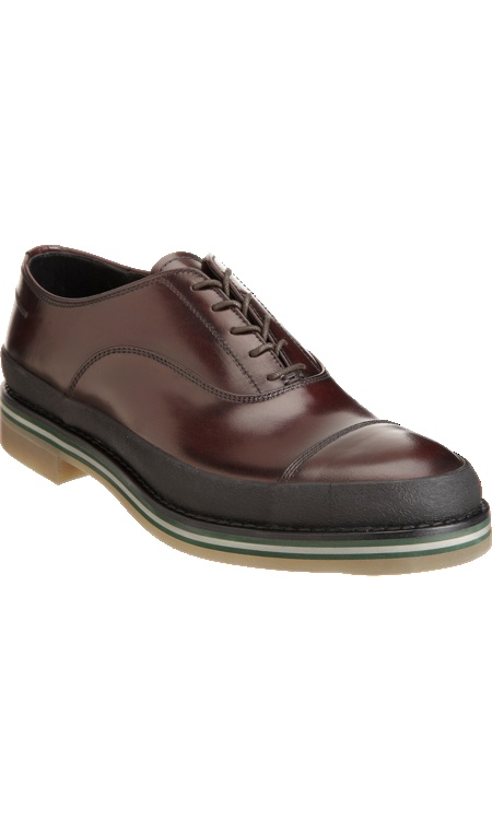 Endless Cap Toe Balmoral