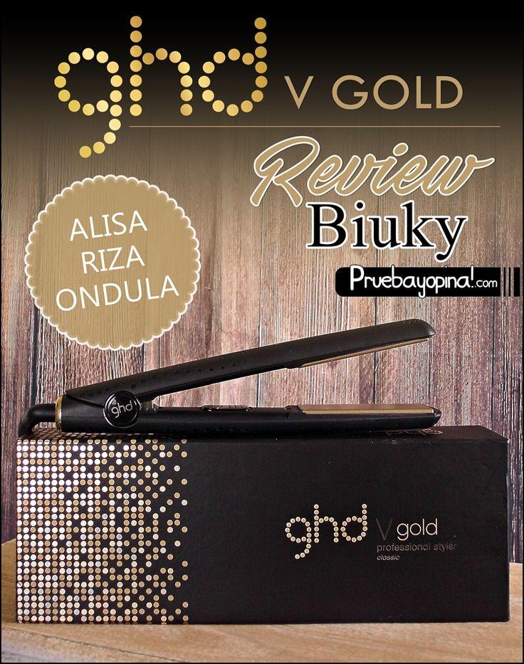 Os dejamos nuestra opinión sobre dónde comprar plancha ghd V gold classic Styler, y sus ventajas al rizar, ondular y alisar el cabello.¡Mira el post!
