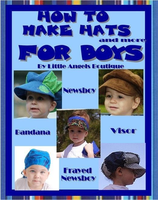 TUTORIAL Ebook Custom Boutique Boys Girls by littleangelsboutique, $13.00