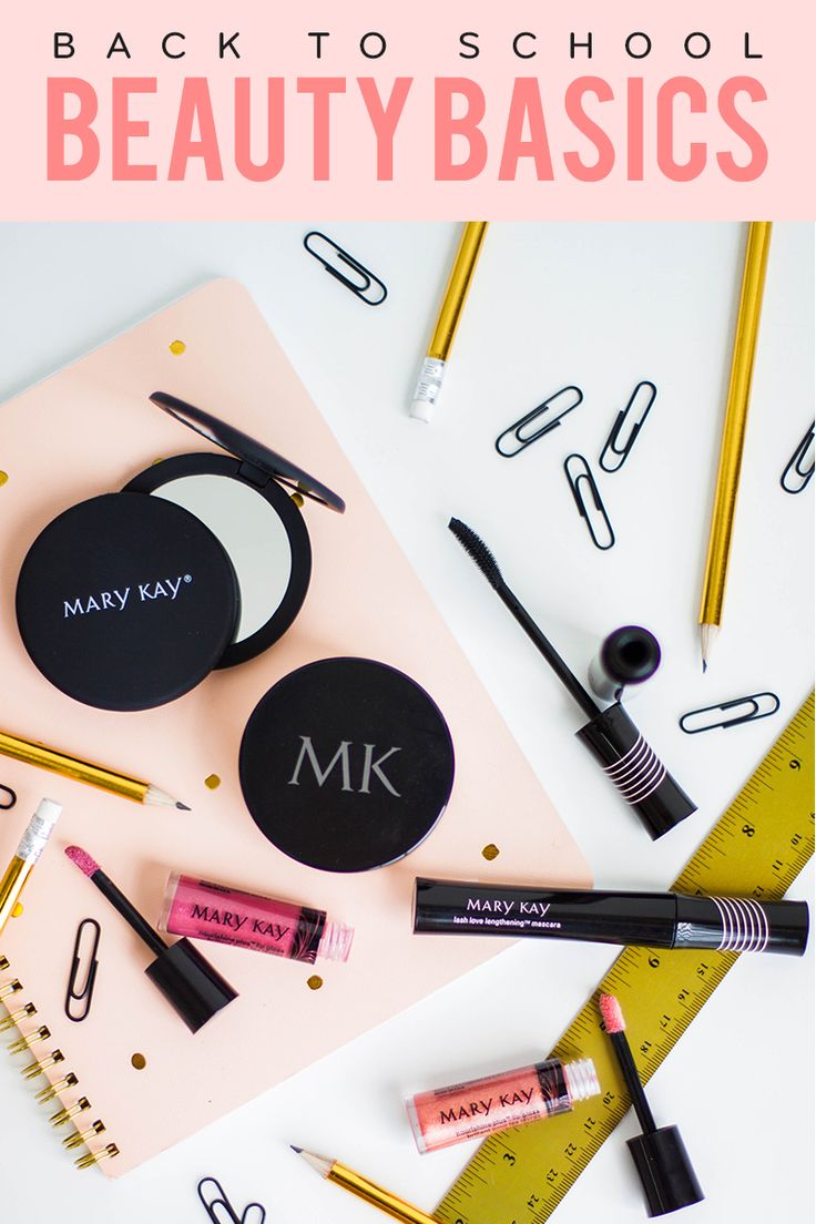 No time for anything but a basic makeup look. Perfect your on-the-go makeup look with these makeup essentials. | Mary Kay