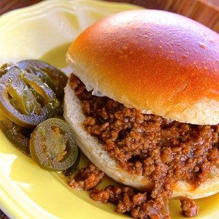 """Sloppy Joe Mamas I """"Definitely a quick recipe for those lazy days!!! This recipe will be my go to recipe for manwich or sloppy joes."""""""