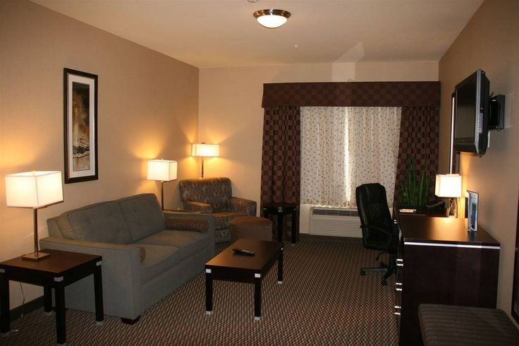 Our Suite's - Living Room with a Pull Out Sofa