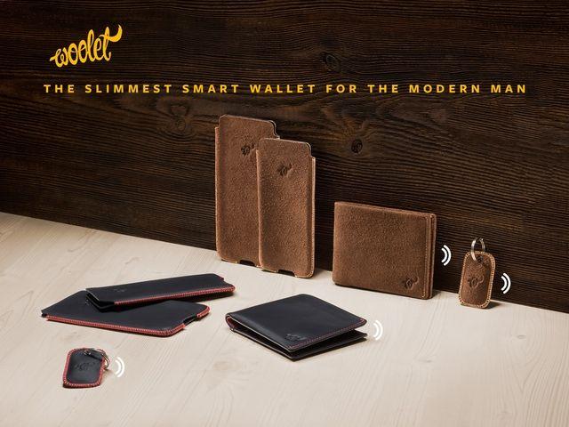 Woolet is on Kickstarter! Support us: http://kck.st/1DoROwk #wearables