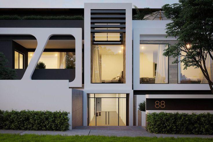 We are Huntly / En Vue Apartments