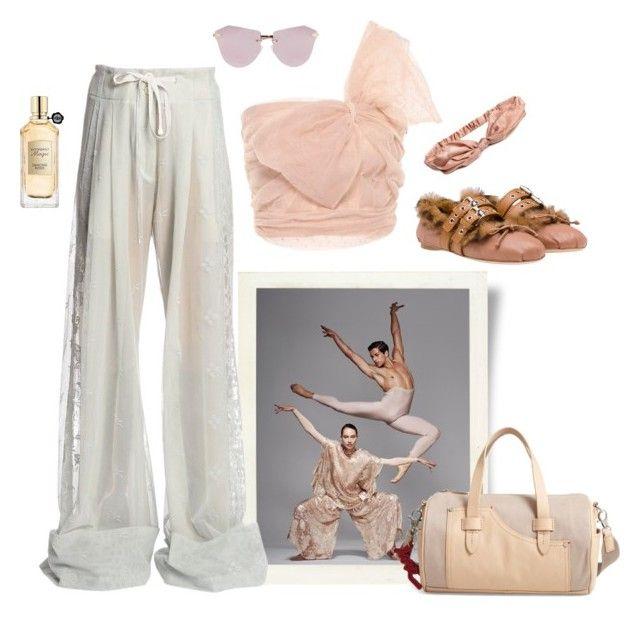 """Dancer"" by juliabachmann ❤ liked on Polyvore featuring RED Valentino, Viktor & Rolf, Karen Walker, Ann Demeulemeester and ED Ellen DeGeneres"