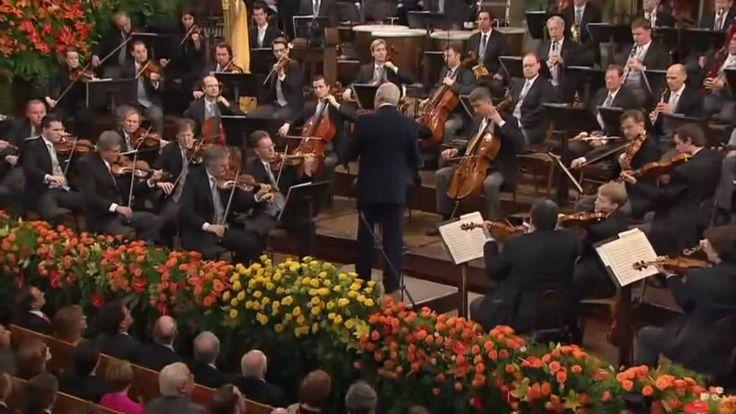 Vienna New Years Concert 2010, Die Fledermaus Overture, Johann Strauss 2.2.2.2/4.2.3.0/str.3perc