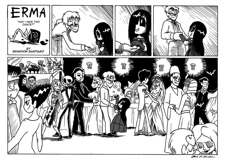Erma :: Erma- May I Have This Dance? | Tapastic Comics - image aw Erma and her daddy so cute