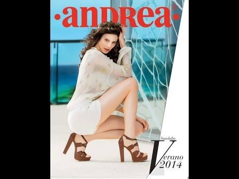 catalogo andrea sandalia verano 2014
