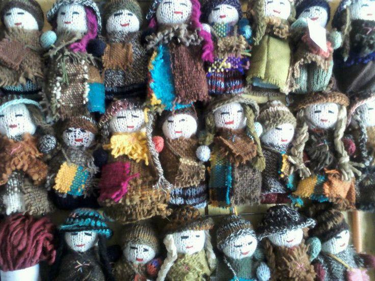 Muñecas Chilotas