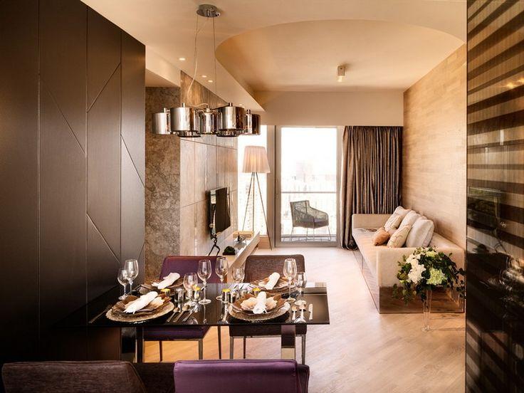Einrichtungsideen wohnzimmer braun  Die besten 25+ Wohnzimmer in braun Ideen auf Pinterest | braun ...