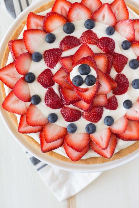12+Fourth+of+July+Desserts+to+Impress+Your+Friends+via+@MyDomaine