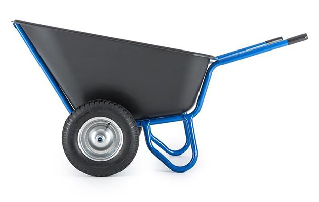 Check out Horse & Hound's selection of the best wheelbarrows for use on your stable yard, including both one and two-wheeled options