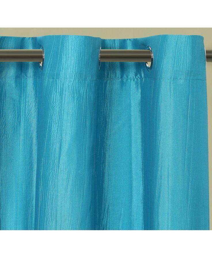 Best 25+ Aqua Curtains Ideas On Pinterest