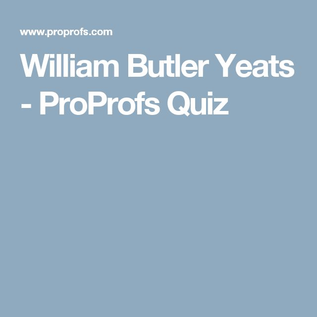 in what ways is yeats a Yeats as a modern poet is anti-rationalist in his attitude which is what ways is wb yeats a political poet william butler yeats is political poet in many ways.
