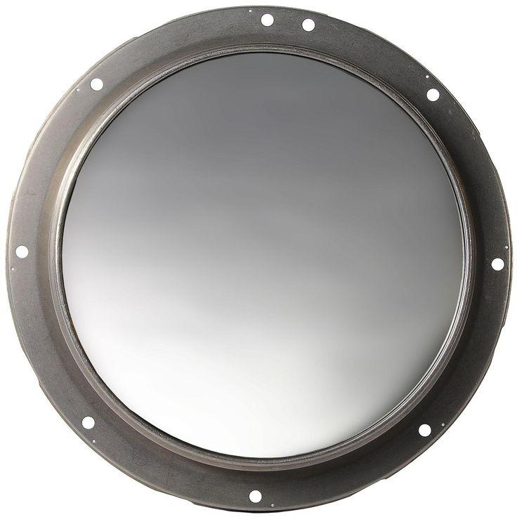 Aluminum Aircraft Engine Compressor Ring Mirror - Image 1 of 3