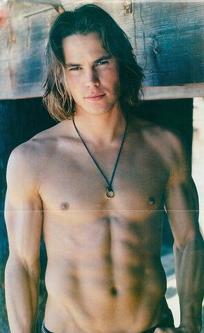 This is pure unadulterated Riggins porn. We are not ashamed