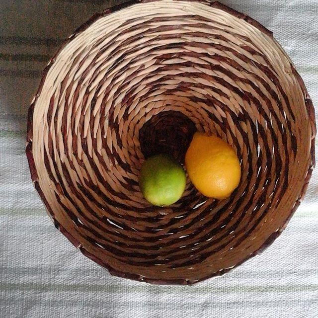 #reciclaje#recycle#organic#cestas#basketry#homemade#homedecor#hechoamano#hechoencolombia#mixmedia#interiordesign