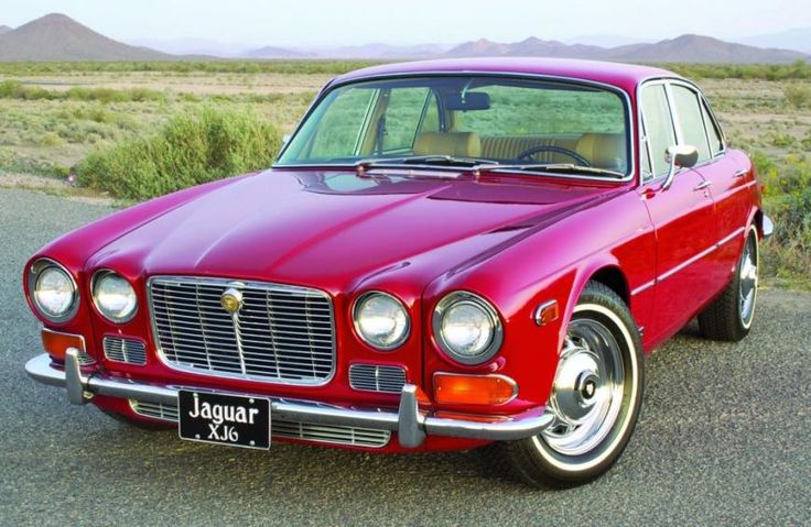 1972 Jaguar XJ6 Saloon, Fine example from the past. .v@e.