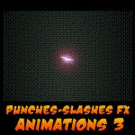 Punches-Slashes FX Animations Part 3 by AlexRedfish.deviantart.com on @DeviantArt