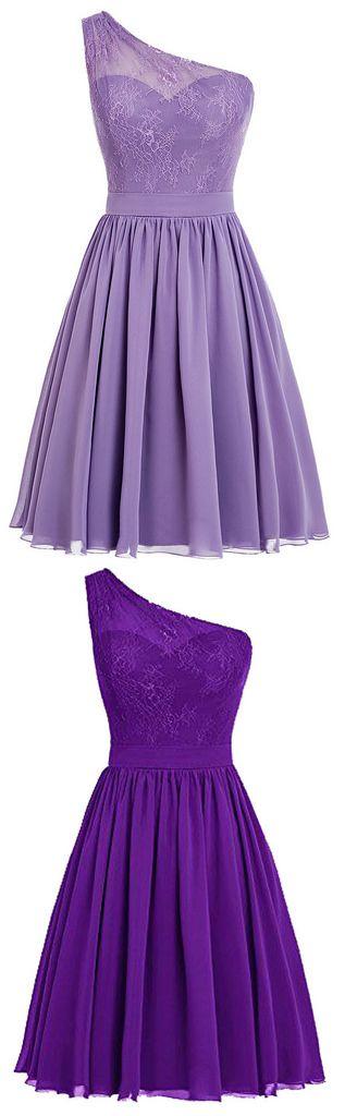 2016 homecoming dress, light purple homecoming dress, short homecoming dress…