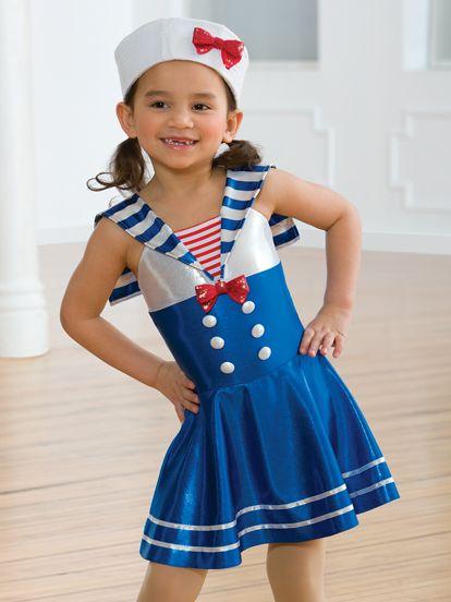 By The Sea Revolution Dancewear Quot Sail Away Quot Petite