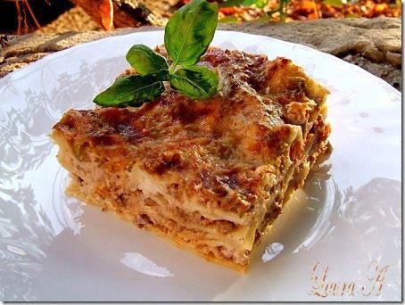 Lasagne alla Bolognese | Laura Adamache