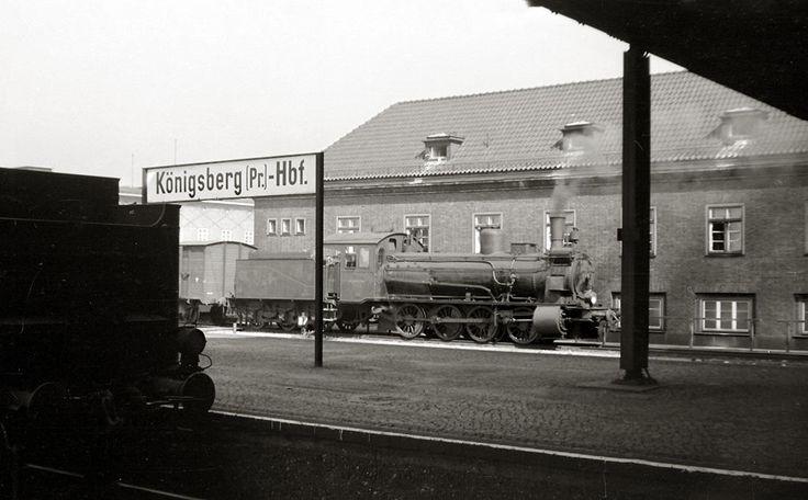 Königsberg Pr. Hauptbahnhof