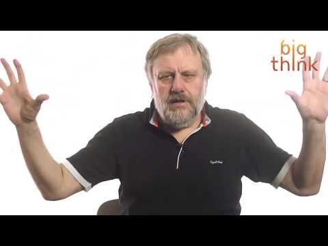 Slavoj Žižek discusses the 21st century fear of falling in love.