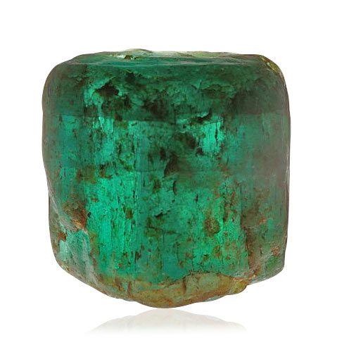 Emerald Raw from Madagaskar   2nd biggest of the world !! http://www.schmuck-boerse.com/smaragd/2/detail.htm