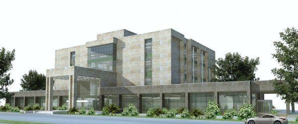 Batum Hastanesi Projesi. Geyran Mimarlık geyran.com