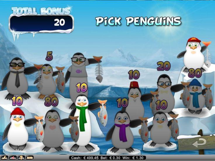 Hrací automat Icy Wonders - Vítáme Vás v ledovém světě hracího automatu Icy Wonders, který Vás zmrazí svými super výhrami.