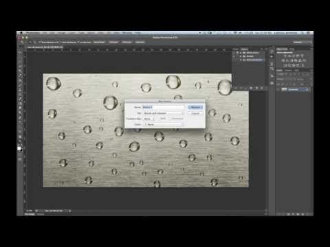 Úprava rozlišení a doostřování fotografií ve Photoshopu - YouTube