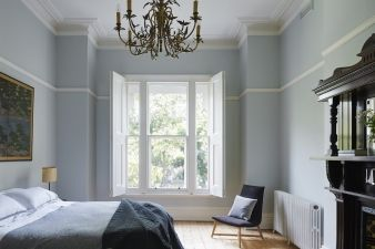 High ceilings are a staple of any Edwardian home