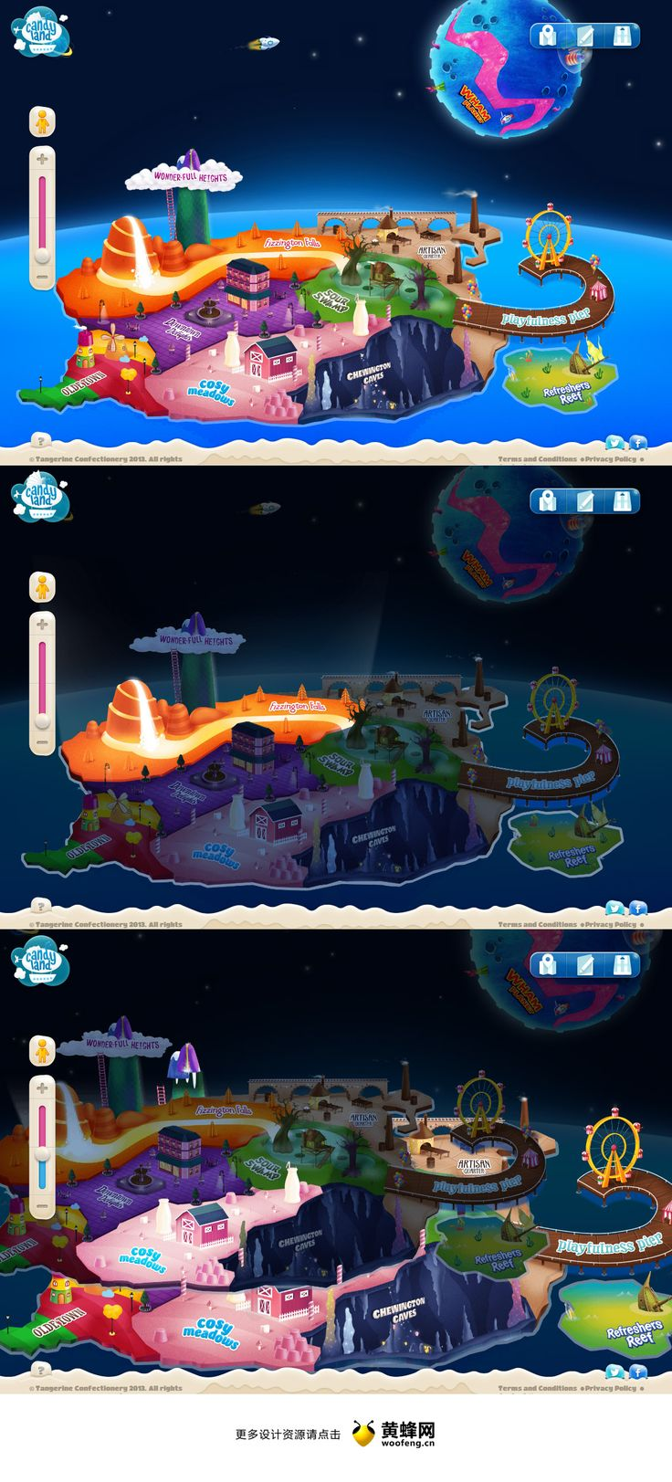 Candy land,来源自黄蜂网http://woofeng.cn/