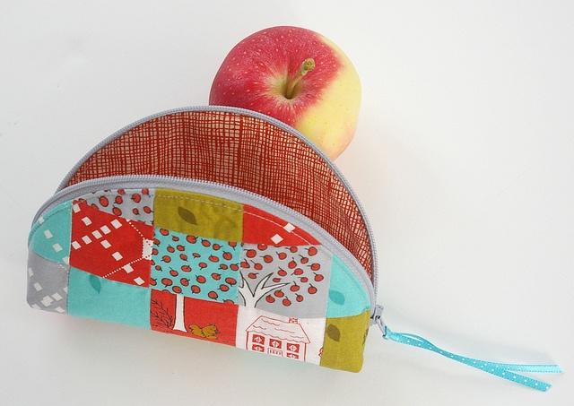little apple dumpling pouch
