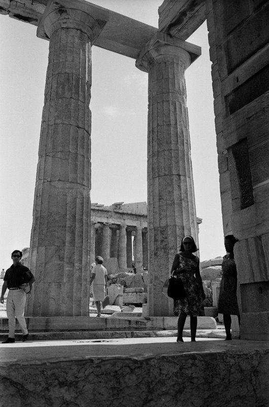 ΑΘΗΝΑ ΔΕΚΑΕΤΙΑ 1960 ΦΩΤΟΓΡΑΦΙΑ Harry Weber