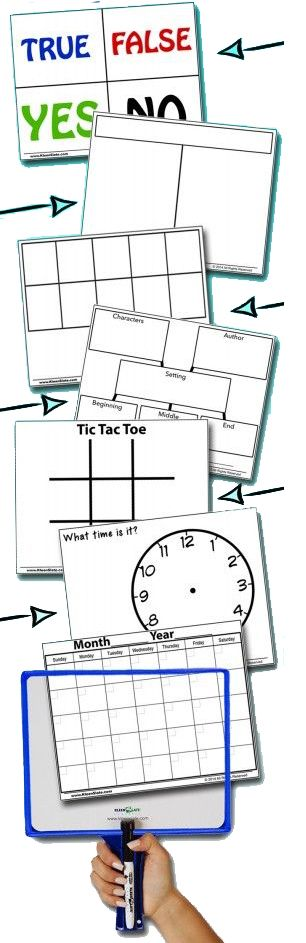 Customizable Student Whiteboards!   Targets visual, auditory, and kinesthetic learners Easy, quick, timely review and assessment More time to teach, less time needed to collect and grade papers Instant  feedback‐DYNAMIC  FORMATIVE ASSESSMENT! Creates environment for active learners,  Motivating, Engaging and FUN