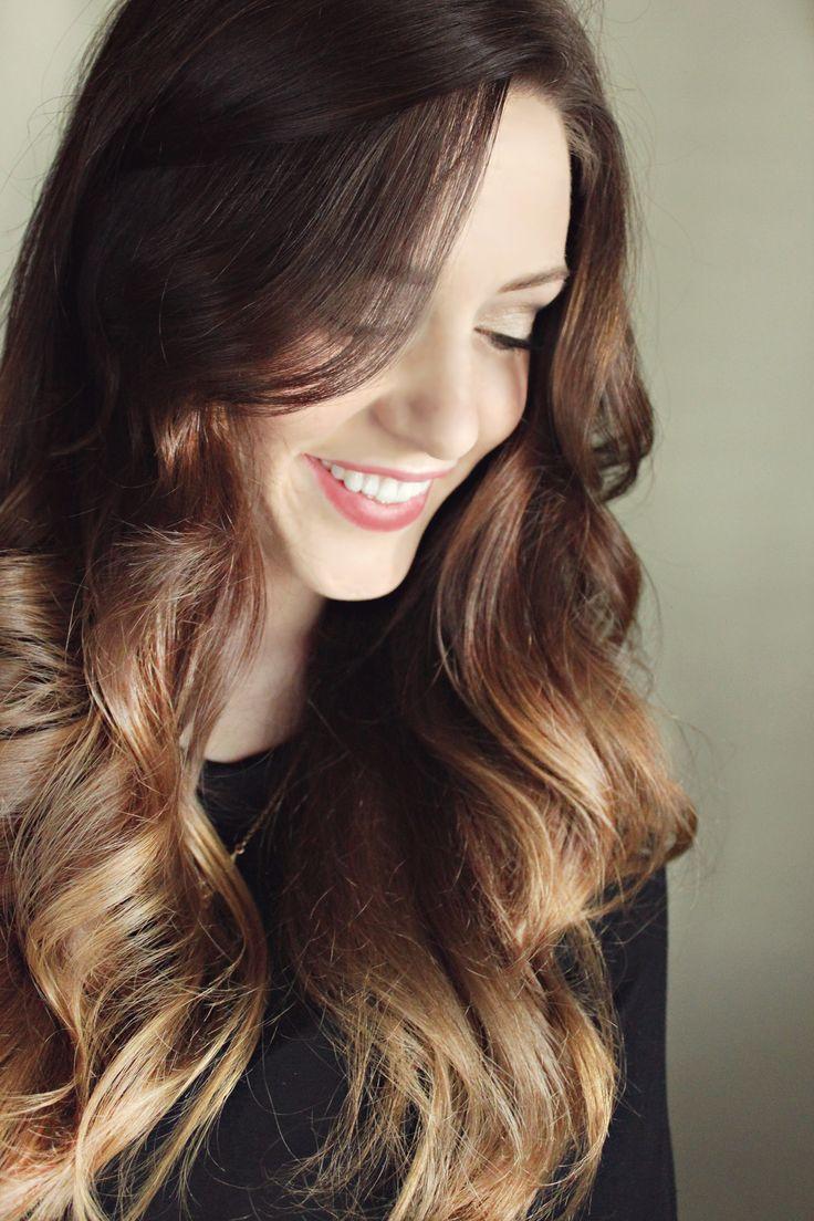 Dark ombre hair color authoritative