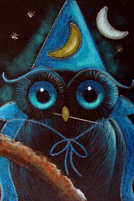 Google Image Result for http://www.ebsqart.com/Art/Gallery/Colored-Pencils-Pastels-Glitter/659381/650/650/FANTASY-OWL-HALLOWEEN-WIZARD-COSTUME.jpg