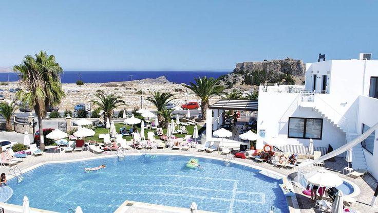 Lindos View Studios, Rhodes, Greece £429