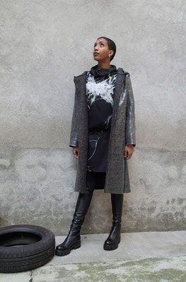 aw 2016-17 - Malafemmina Made in Italy Abbigliamento Moda Fashion